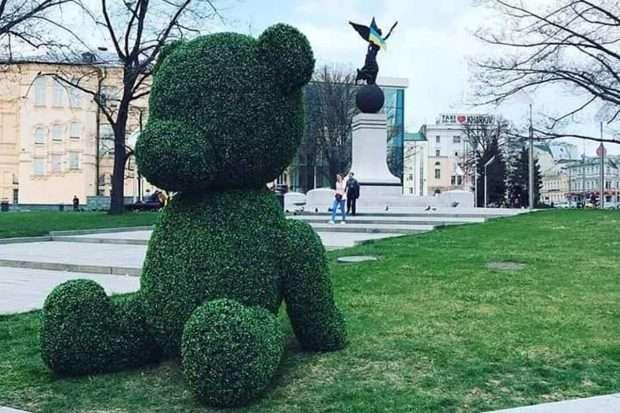 Харьков — стрит-арт в Харькове