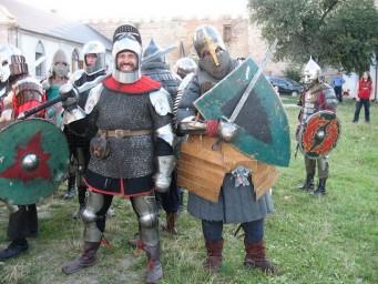 Меджибож - фестиваль средневековья