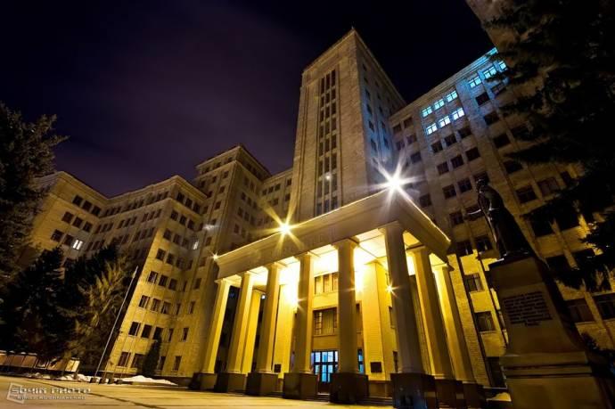 Первая столица Украины - Харьков