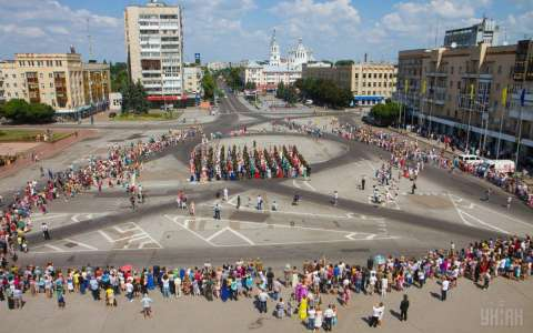 Житомир — Площадь