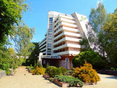 Курорты Украины — Трускавец