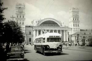 Город Харьков в прошлом веке