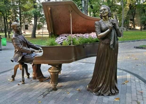 Харьков — Памятники Харькова