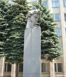 Памятник Затонскому